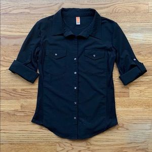 Lucy Button Down